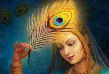 The Divine / Of Gods & Goddesses, Stars and Symbols.