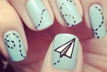 nail art. / Our favourite artistic nails. Wish we were this talented!