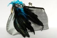 clutch purses and bags