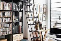 Book shelves design
