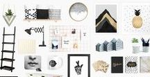 Belivin' Design Blog / Posts from our blog, with Inspiring decorating tips, DIY ideas, style guides, freebies and more