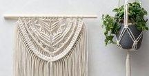 Macrame   Woven   Yarn Art