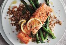 Seafood / All my favourite seafood dishes that are healthy and part of my clean eating diet
