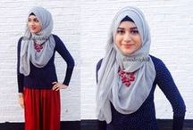Hijabers / Collection of hijabers pictures