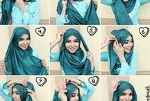 Hijab Tutorial / List of Hijab Tutorial