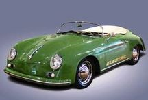 Electric Porsche Speedster Replica