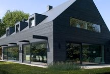 Wooden Houses / Materiaal
