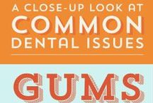 Dental Infographics  / Some great displays of info. on all things teeth!