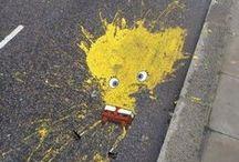 street art....3D painting