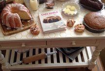 Doll house / Dolci,torte in miniatura....che passione!!!! / by Patrizia