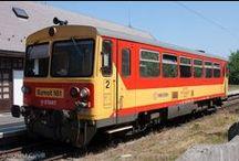 Hungarian Railways / Trains in Hungary