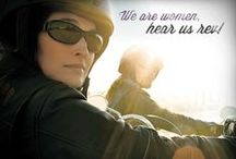 Motorcycle Women / Motorcycle fun ideas, classes and programs for Women