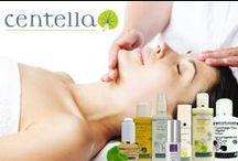 Centella, lignes phyto-aromatiques / Lignes cosmétiques de notre marque historique Centella