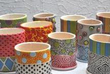 Mugs / by Ruth Blanka