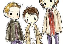 Supernatural / I have just stated watching supernatural and I am already obsessed!