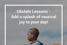 Music Lessons / When musical inspiration strikes, follow it! You can become a musical pro too with our trusted, local tutors!