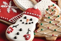 Christmas Eats / Edible Fun / Edible ornaments, treats, gifts, & dishes associated with Christmas time! / by Brenda Walker