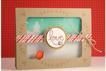 scrapbooking/cards / by Justine Toms
