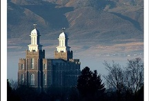 LDS Temple Wall Art / I love to see the Temple! / by Brenda Walker