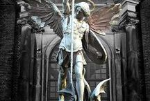 Angels / Guardians of our Holy Father