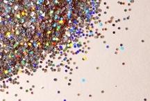 Bling / #bling #glitter #jewelry #storingjewelry #jewelryorganizing #sparkles #sparkle