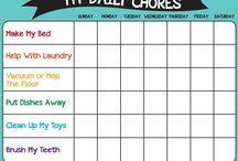 Kid - Behavior/Chores / by Alexa Daily
