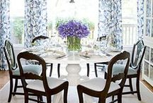Dining Room is completely devoted to eating and entertaining / Collection of Dining Rooms