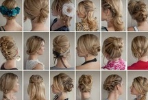 Hair and Make-up how tos and ideas