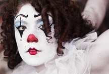 Turning the Tip / Circus sideshow and burlesque inspiration that I used for my original production! / by Rachel Benoit