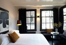 Bedrooms / by HomeRefiner  - Online Interior Design