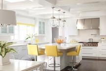 Kitchens / by HomeRefiner  - Online Interior Design