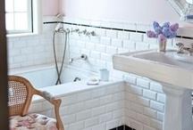 Bathrooms / by HomeRefiner  - Online Interior Design