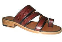 Turkish Sandals & Slippers / Offers information on Turkish Manufacturers & Exporters of Sandal & Slipper Products