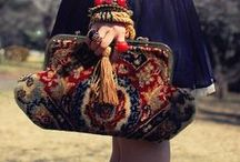 bag envy / satchels, wallets, purses, totes, etc. / by Stephanie Ingold