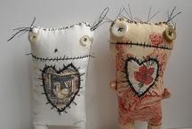CLOTH AND  STUFFED / by Gerda Schaarman-Rijsdijk ( GSR )