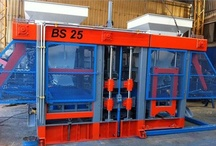 Turkish Block & Concrete Making Machines / Offers information on Turkish Manufacturers,Suppliers,Exporters of Block & Concrete Making Machines