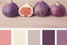 Color Palettes  / by HomeRefiner  - Online Interior Design