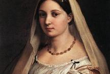 16th century/Renaissance / Collection of Renaissance costume ideas. Tentatively 16th century