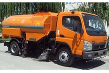 Turkish Sweepers / Offers information on Turkish Manufacturers & Exporters of Sweepers