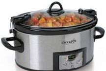 Crockpot Cooking / by Alexa Daily