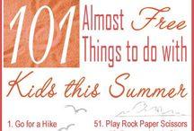 Summer Ideas / by Alexa Daily