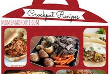 crockpot and slowcooker recipes / recipes for the slow cooker