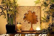 Tree Art / I love all things tree.