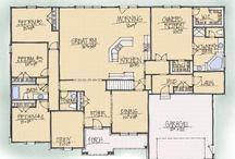 Floor Plans / by Alexa Daily