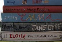 I <3 Books / by Rachel Benoit