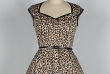 Vintage dress goodness / Dresses I want and dresses I bought!