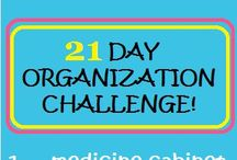 Organization / by Alexa Daily