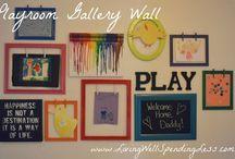 Kid - Playroom / by Alexa Daily
