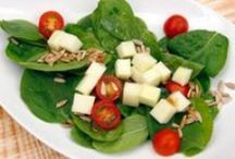 Ensaladas fáciles / Recetas de ensaladas fáciles y rápidas de preparar elaboradas por Karlos Arguiñano. / by hogarmania