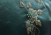 Beautiful Beading / Collections of beadwork embroidery